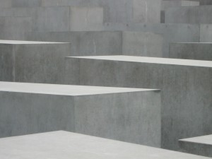 Holocaust monument Berlij